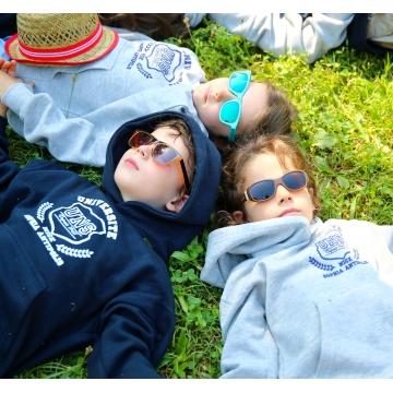 "Sweat Enfant ""UNS Kids"" Bleu"